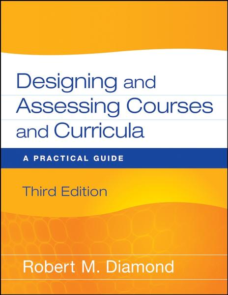 Designing and Assessing Courses and Curricula - Coverbild