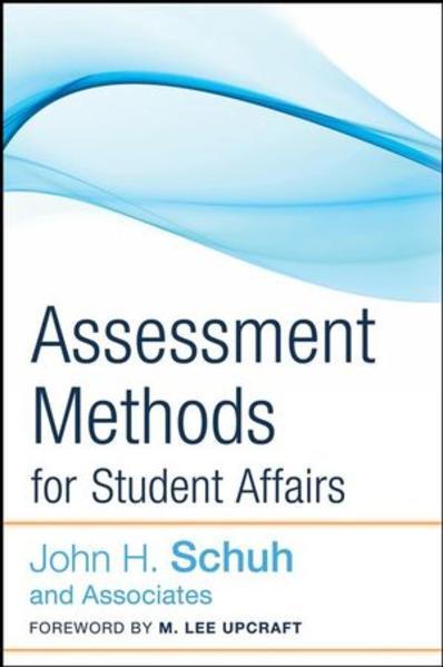 Assessment Methods for Student Affairs - Coverbild