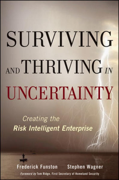Surviving and Thriving in Uncertainty - Coverbild
