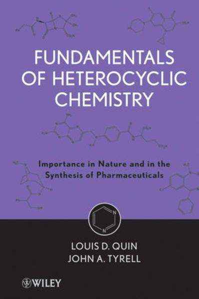 Fundamentals of Heterocyclic Chemistry - Coverbild