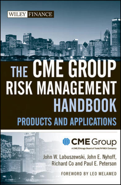 The CME Group Risk Management Handbook - Coverbild