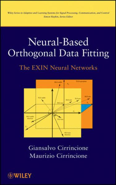 Neural-Based Orthogonal Data Fitting - Coverbild