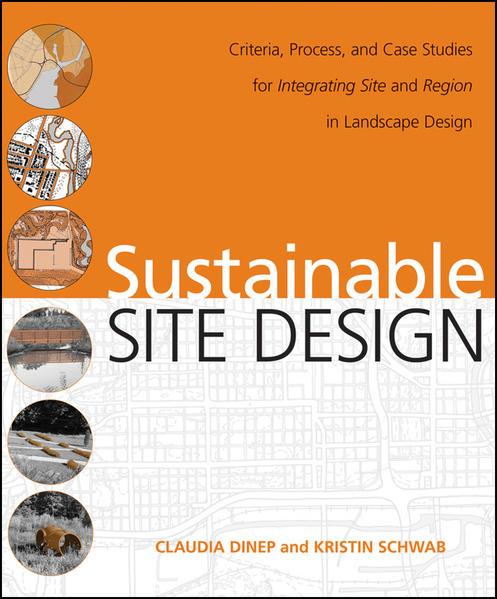 Sustainable Site Design - Coverbild