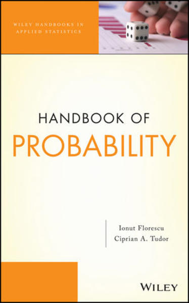 Handbook of Probability - Coverbild