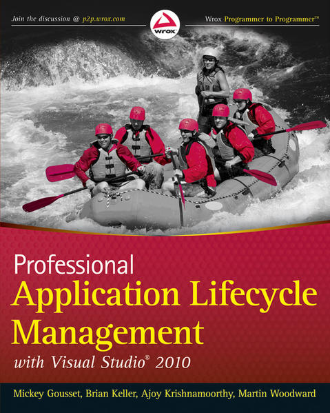 Professional Application Lifecycle Management with Visual Studio 2010 - Coverbild