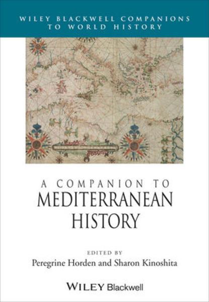A Companion to Mediterranean History - Coverbild