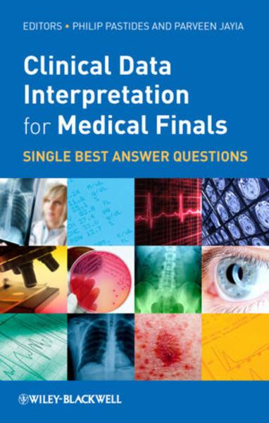Clinical Data Interpretation for Medical Finals - Coverbild