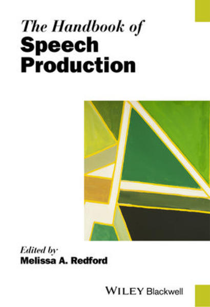 The Handbook of Speech Production - Coverbild