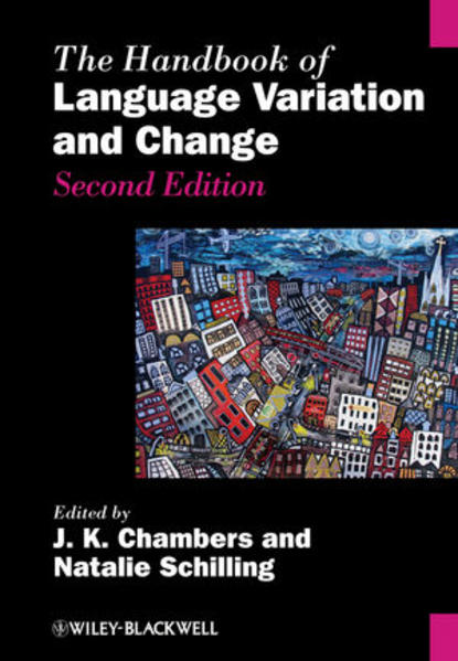 The Handbook of Language Variation and Change - Coverbild