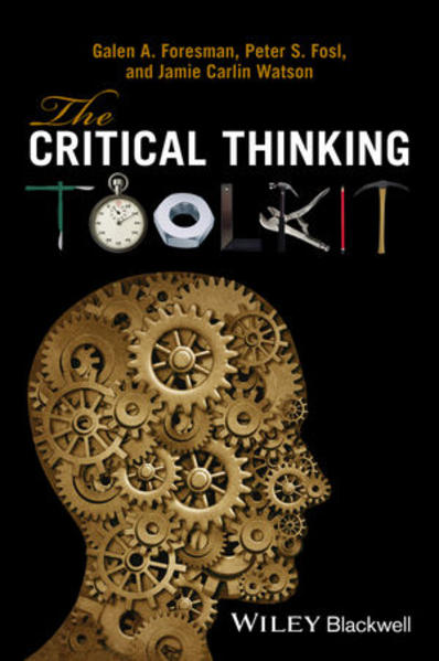 The Critical Thinking Toolkit - Coverbild
