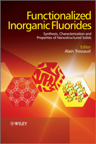 Functionalized Inorganic Fluorides - Coverbild