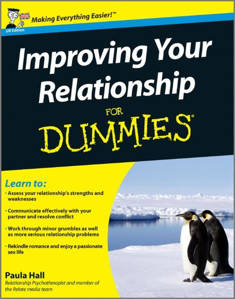 Improving Your Relationship For Dummies - Coverbild