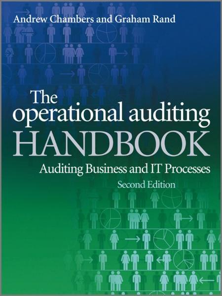 The Operational Auditing Handbook - Coverbild