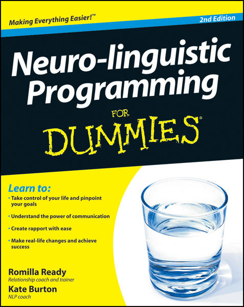 Neuro-linguistic Programming For Dummies - Coverbild