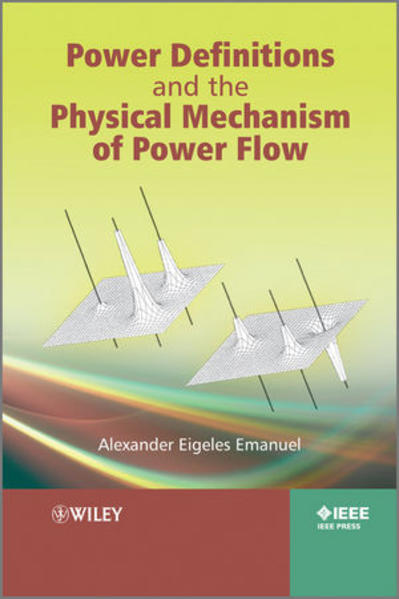 Power Definitions and the Physical Mechanism of Power Flow - Coverbild