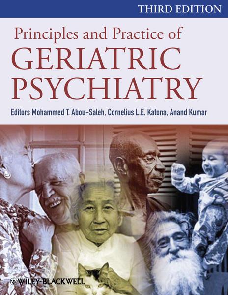 Principles and Practice of Geriatric Psychiatry - Coverbild