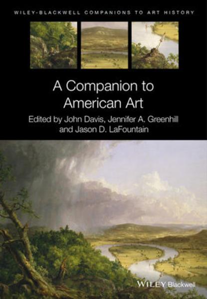 A Companion to American Art - Coverbild