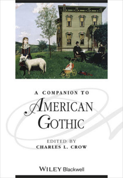 A Companion to American Gothic - Coverbild