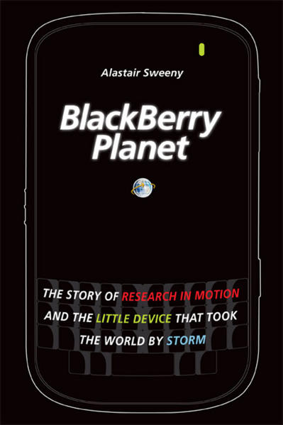 BlackBerry Planet - Coverbild