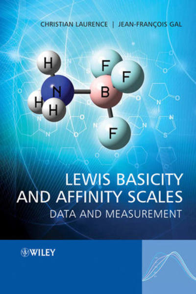 Lewis Basicity and Affinity Scales - Coverbild