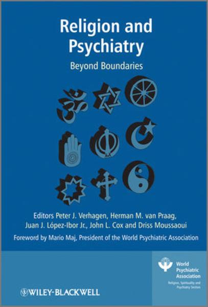 Religion and Psychiatry - Coverbild