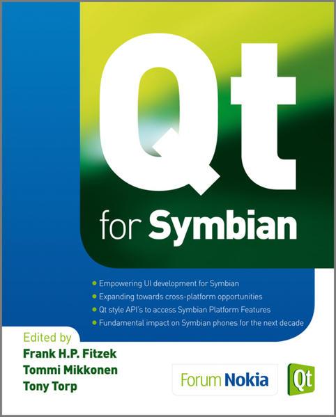 Qt for Symbian - Coverbild