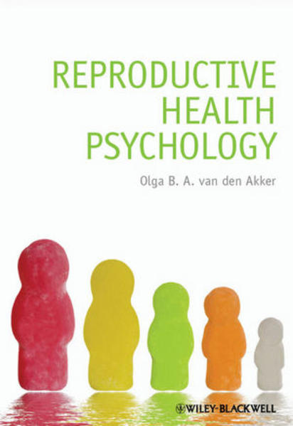 Reproductive Health Psychology - Coverbild