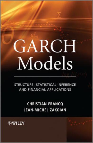 GARCH Models - Coverbild
