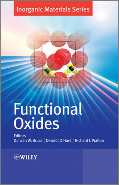Functional Oxides - Coverbild