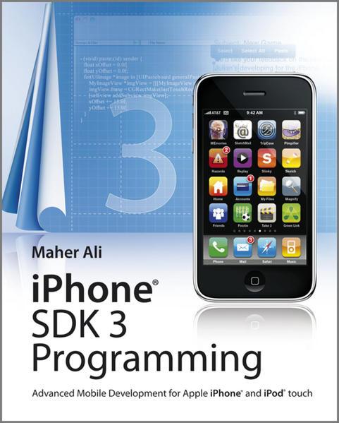 iPhone SDK 3 Programming - Coverbild