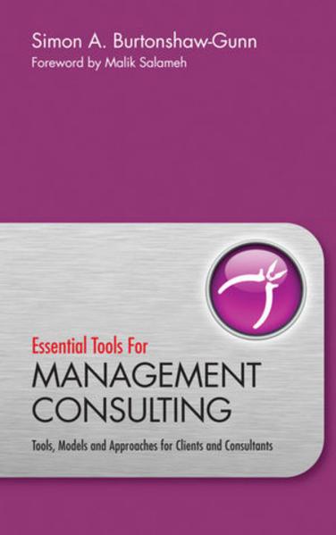 Essential Tools for Management Consulting - Coverbild