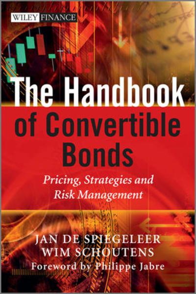 The Handbook of Convertible Bonds - Coverbild