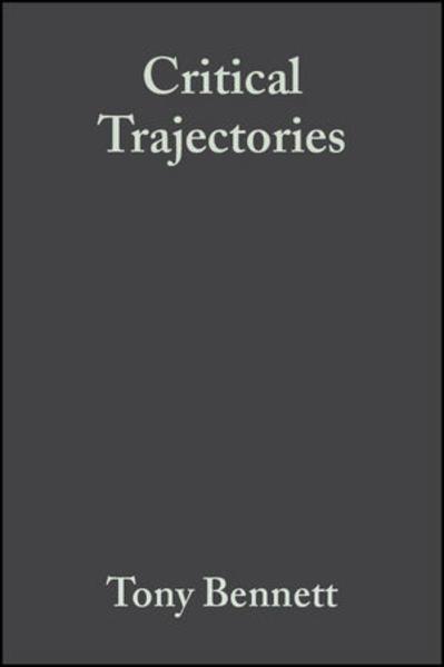 Critical Trajectories - Coverbild