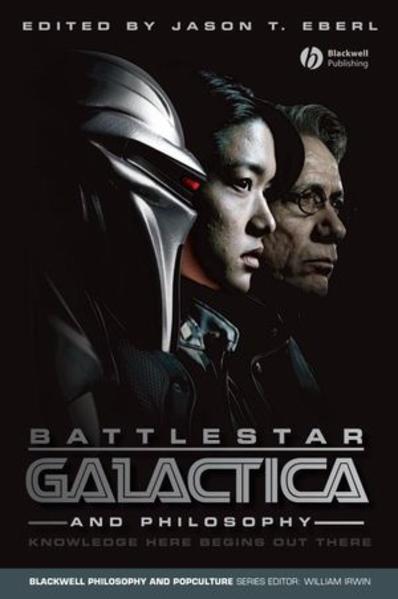 Battlestar Galactica and Philosophy - Coverbild