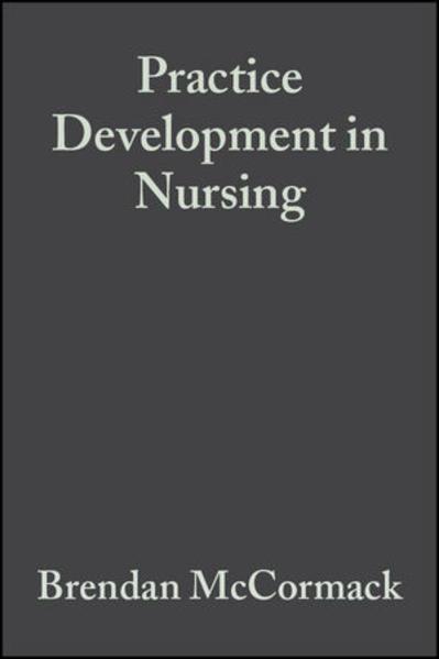Practice Development in Nursing - Coverbild