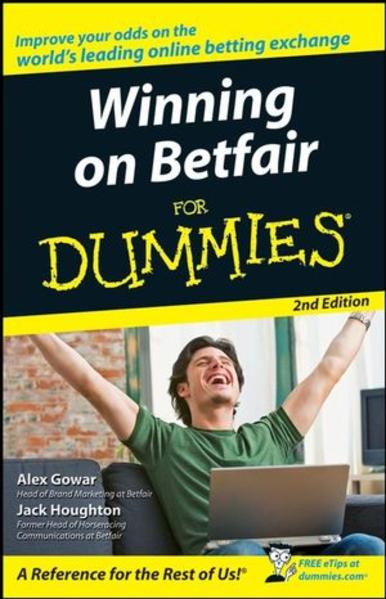 Winning on Betfair For Dummies - Coverbild