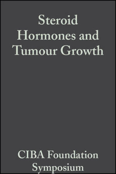 Steroid Hormones and Tumour Growth, Volume 1 - Coverbild