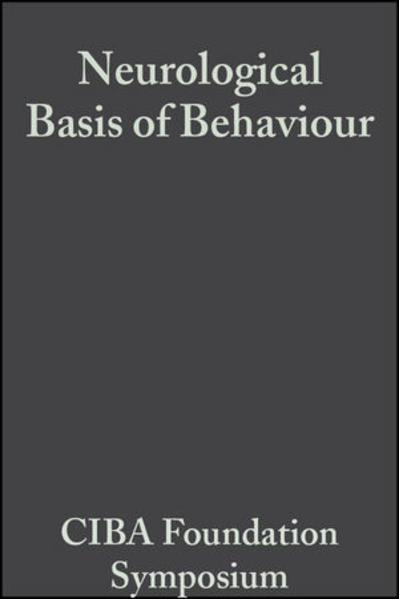 Neurological Basis of Behaviour - Coverbild