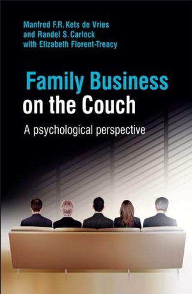 Family Business on the Couch - Coverbild