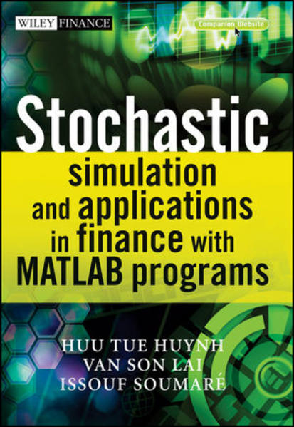 Stochastic Simulation and Applications in Finance with MATLAB Programs - Coverbild