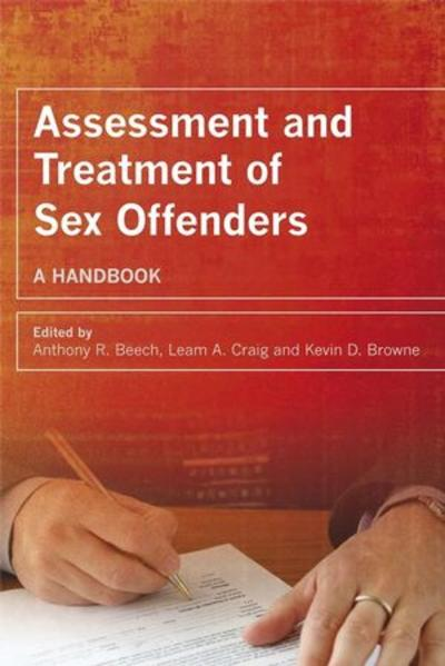 Assessment and Treatment of Sex Offenders - Coverbild