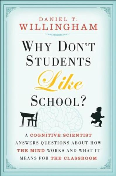Why Don't Students Like School? - Coverbild