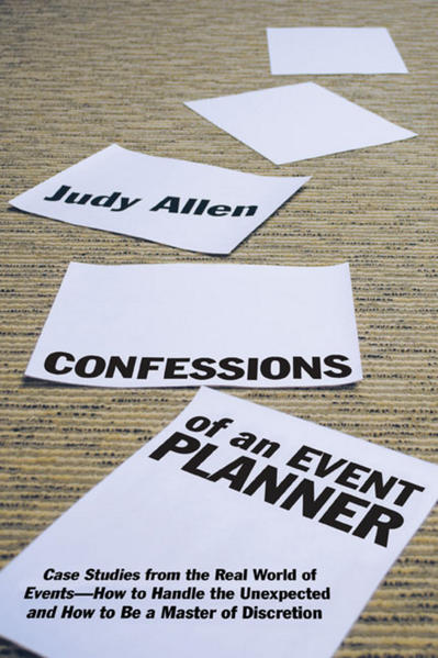 Confessions of an Event Planner - Coverbild