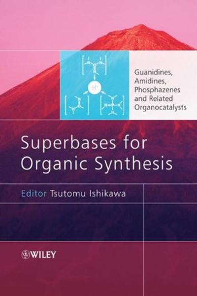 Superbases for Organic Synthesis - Coverbild