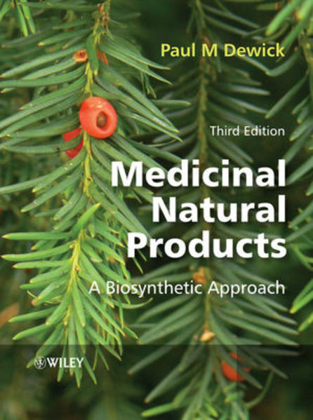 Medicinal Natural Products - Coverbild