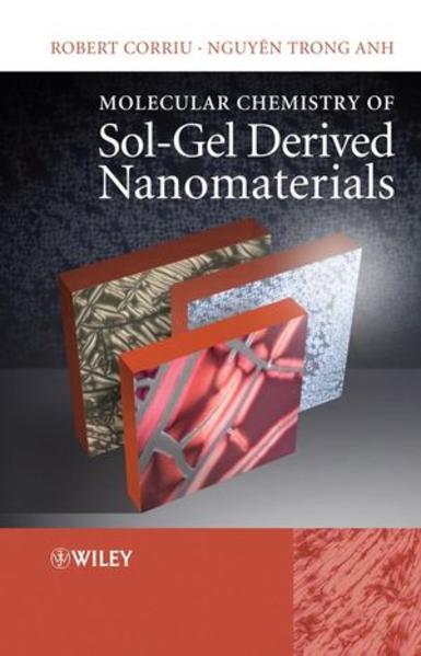 Molecular Chemistry of Sol-Gel Derived Nanomaterials - Coverbild