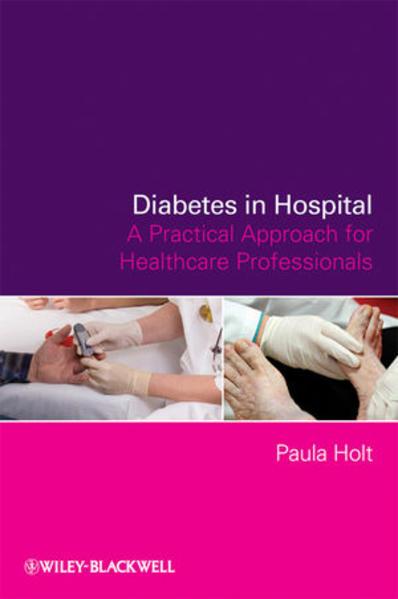 Diabetes in Hospital - Coverbild