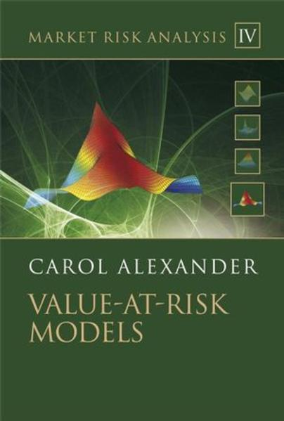 Market Risk Analysis, Volume IV, Value at Risk Models - Coverbild