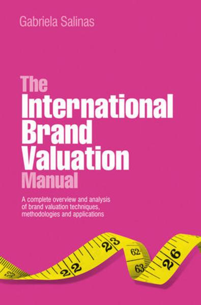 The International Brand Valuation Manual - Coverbild