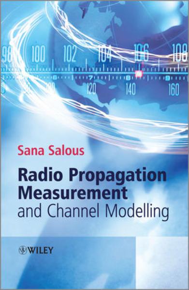 Radio Propagation Measurement and Channel Modelling - Coverbild